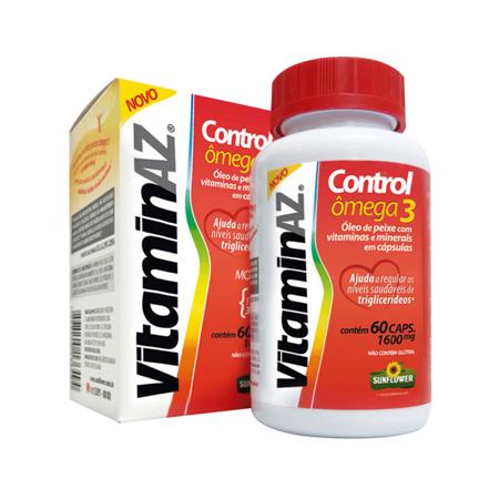 Vitaminaz Control 60 Capsulas 1,6gr – Sunflower