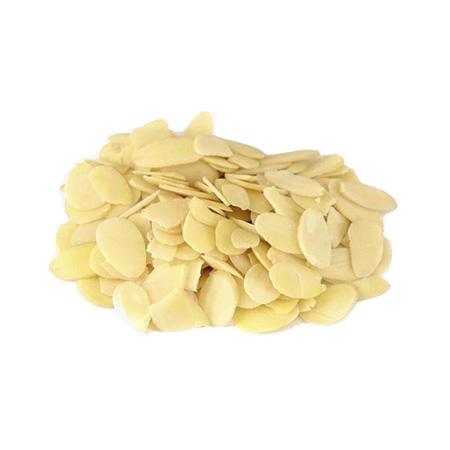 Amendoa em Lascas – 1 kg - Saúde Pura