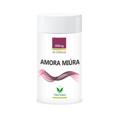 Amora Miura – Vital Natus – 60 Capsulas - Saúde Pura
