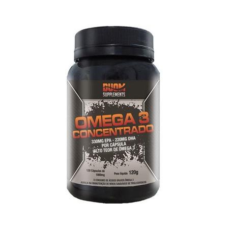 Omega 3 Concentrado 120 capsulas - Duom - Saúde Pura