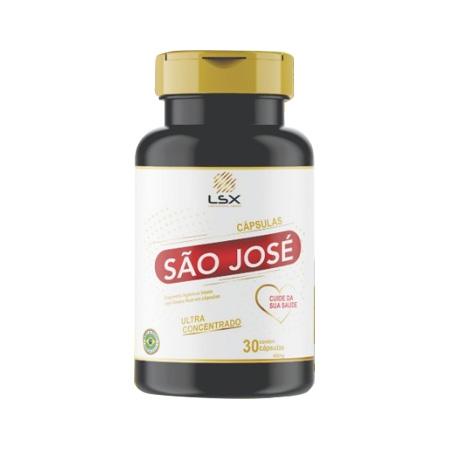 São José Suplemento Alimentar 30 Cápsulas - LSX