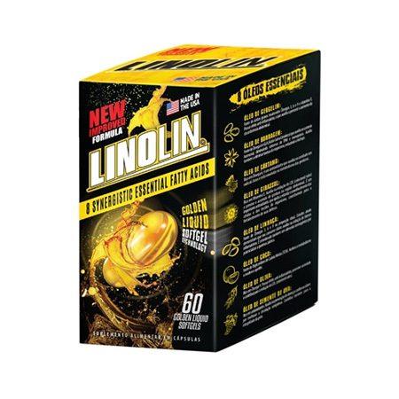 Linolin 60 Cápsulas - Vitavale