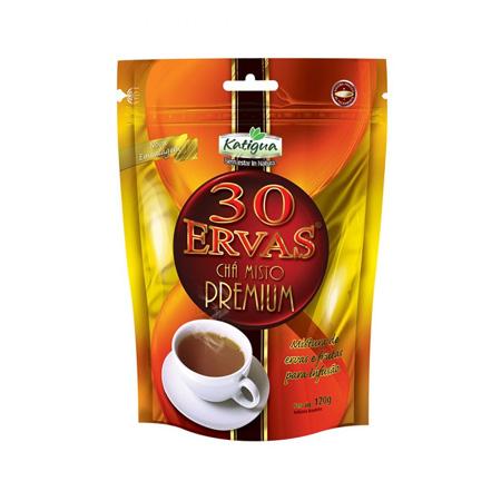 30 Ervas Chá Misto Premium 120g - Katiguá