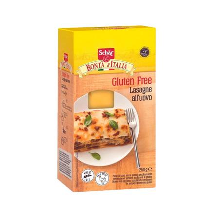 Massa Para Lasanha Sem Glúten Lasagne 250g – Schär