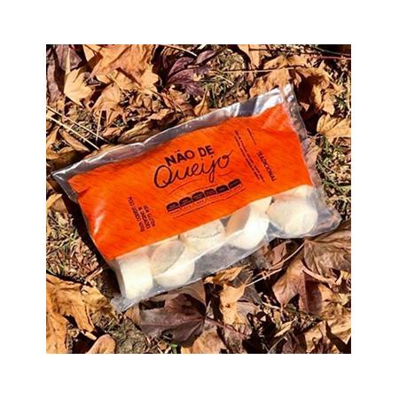 Pão de Queijo Vegano Sabor Tradicional 400g – Não de Queijo