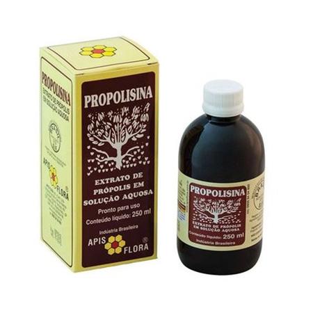 Propolisina Extrato de Própolis Diluído em Água 250ml - Apis Flora