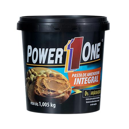 Pasta de Amendoim 1kg - Power1one
