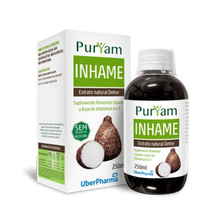 Puryam Elixir de inhame 250ml - Uber Pharma