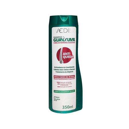 Shampoo Guanxuma Cabelos Normais a Oleosos - Vedis