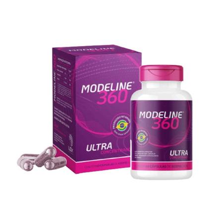 Modeline 360 60 Capsulas 600 mg - LSX